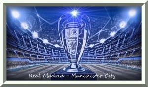 img CL Real Madrid - Manchester City