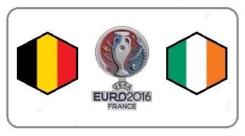 Euro 2016 img Belgio - Irlanda