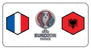 Euro 2016 img Francia - Albania
