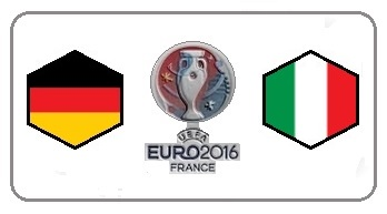 Euro 2016 img Germania - Italia