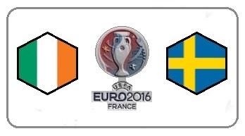 Euro 2016 img Irlanda - Svezia