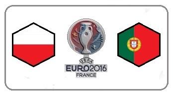 Euro 2016 img Polonia - Portogallo