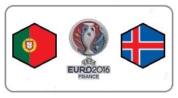 Euro 2016 img Portogallo - Islanda