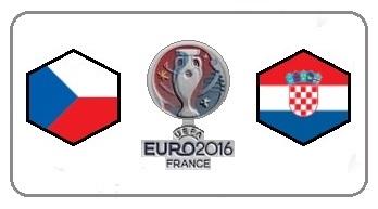 Euro 2016 img Rep. Ceca - Croazia
