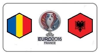 Euro 2016 img Romania - Albania