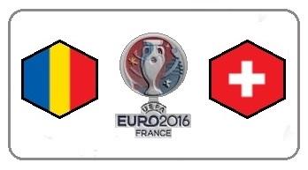 Euro 2016 img Romania - Svizzera