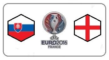 Euro 2016 img Slovacchia - Inghilterra