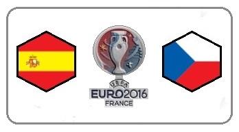 Euro 2016 img Spagna - Repubblica Ceca