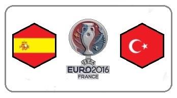 Euro 2016 img Spagna - Turchia