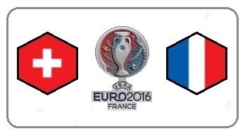 Euro 2016 img Svizzera - Francia