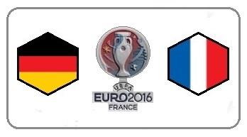 Euro 2016 img Germania - Francia