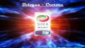 img serie A 16_17 Bologna - Crotone