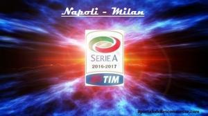 img serie A 16_17 Napoli - Milan