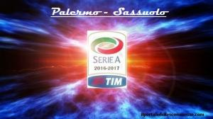 img serie A 16_17 Palermo - Sassuolo
