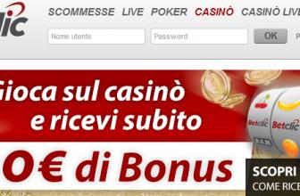 Betclic Casino – La nostra recensione
